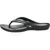 Crocs Kadee II Flips Women Black